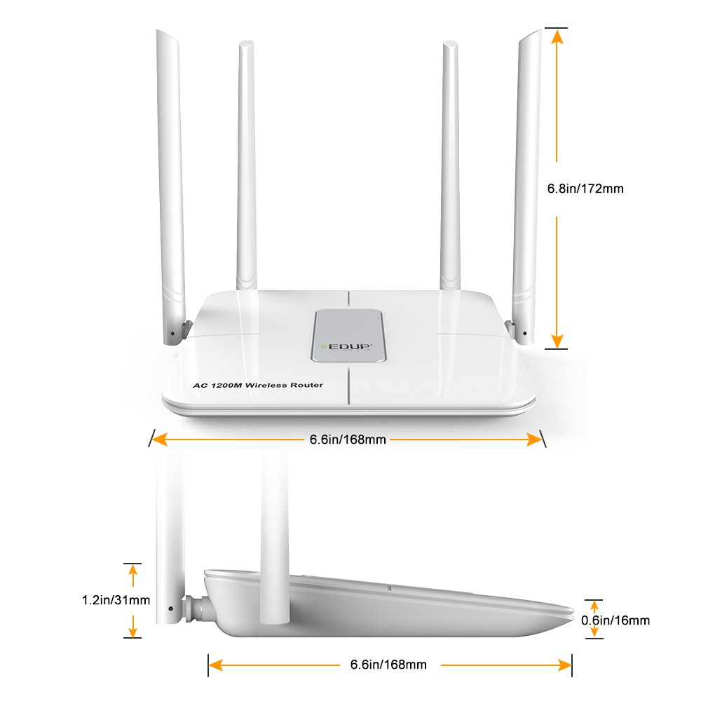 Manufacturer 1200Mbps with wifi router password mini with sim card slot
