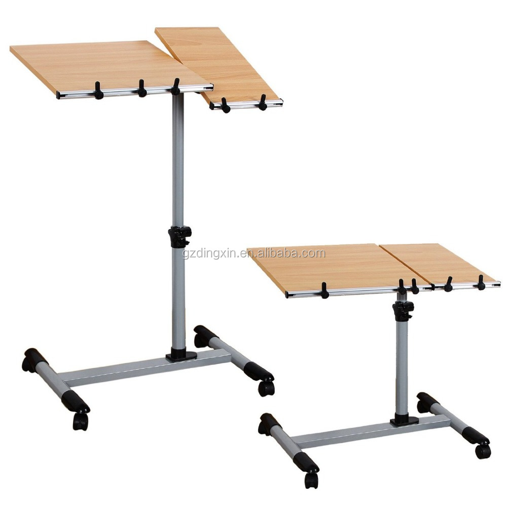 Foldable Laptop Desk Portable Standing Desk Tray - Buy Portable