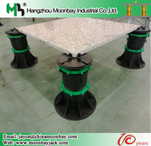 granite tile pedestal