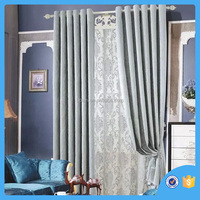 Made in China polyester jacquard sheer window modern curtains,modern curtains for hotels and living rooms