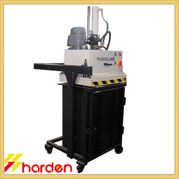 Hydraulic Used Plastic Bottle Waste Marine Trash Compactor Machine (With CE)