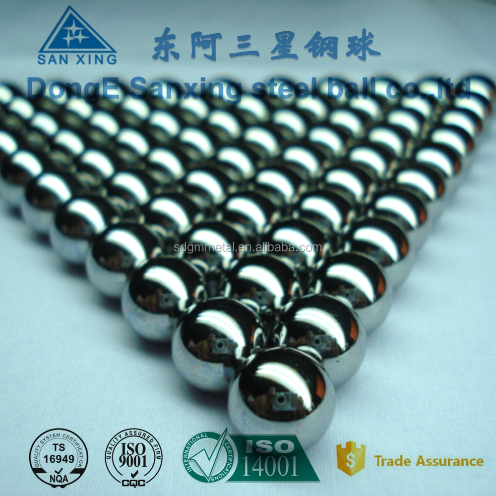 high hardness <strong>G10</strong> G100 stainless steel <strong>ball</strong> 420/440C 5.953mm 6.35mm 8.731mm