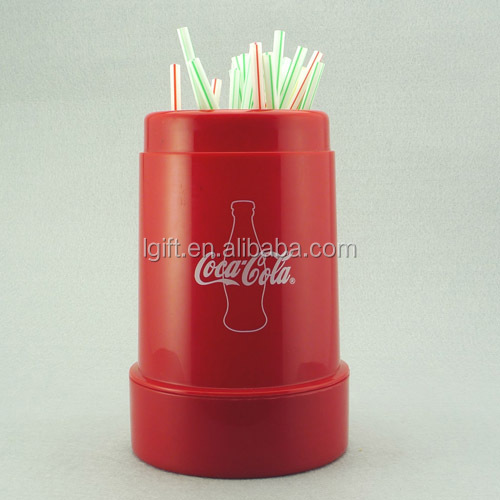 Food Grade Plastic Straw Holder