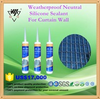 weather resistance neutral silicone sealant curtain wall sealing