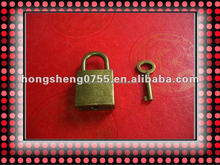 hot selling cheap price vintage padlock with key /HS0749