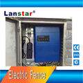 High voltage battery powered electric fence electric shock anti-climb