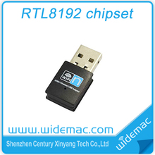 Wireless Type and desktop and laptop Application 300Mbps Realtek8192cu USB WiFi Dongle