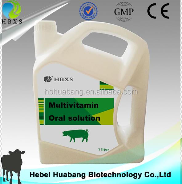Multivitamin Oral solution For Livestock Veterinary Nutrition Medicine