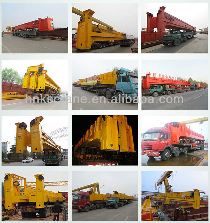 China Top Manufacturer RMG Gantry Cranes 100t