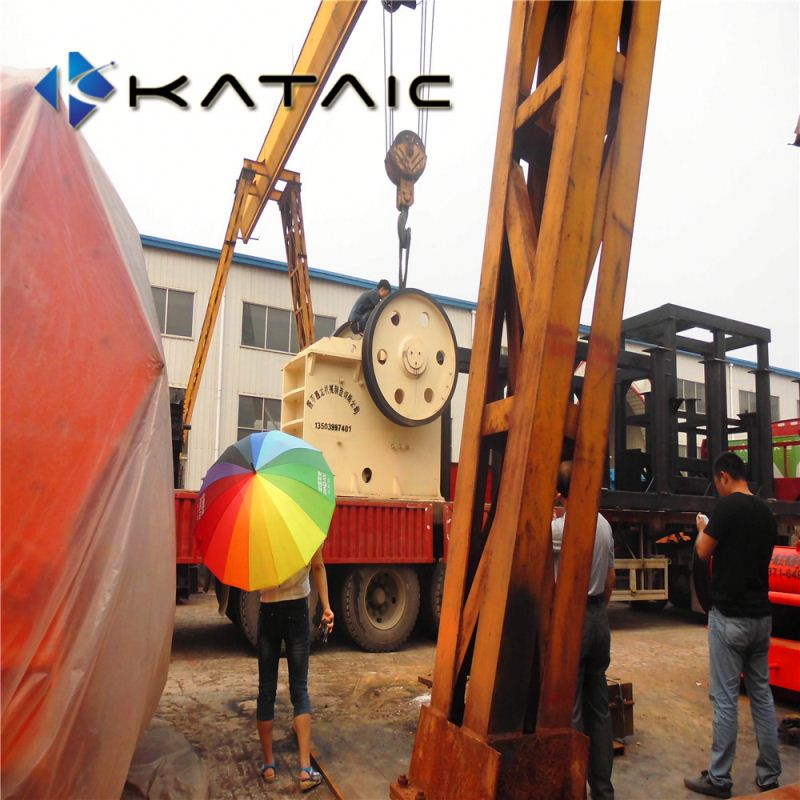 Henan crushing equipment manufacturer export to Thailand
