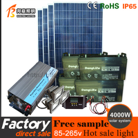 4000W Solar Home Commercial Industrial System