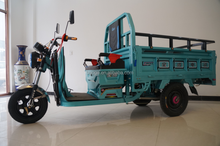 Best Safety and Popular 60V 1200W Electric Tricycle for Cargo