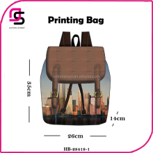 2014 Trending Wholesale custom print latest fashion school backpack