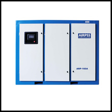 Air cooling silver Haute efficacite compresseur d'air sans huile. Oil free air compressor from china