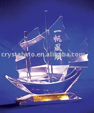 Verisimilitude Crystal ship model