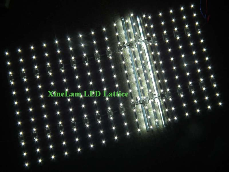 Innovative light boxes Backlight flexible LED curtain display