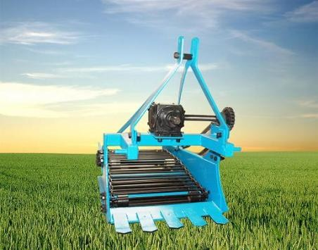 agricultural Farm potatoes harvest machinery made in China