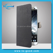 cheap stand & wallet function luxury PU leather phone case for samsung galaxy core i8260 i8262