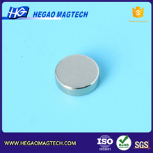 D7.94 x 2.38mm industrial application precast concrete magnet