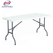 Wholesale Cheap Folding Plastic Outdoor Dinning Table Cheap Length Folding Table