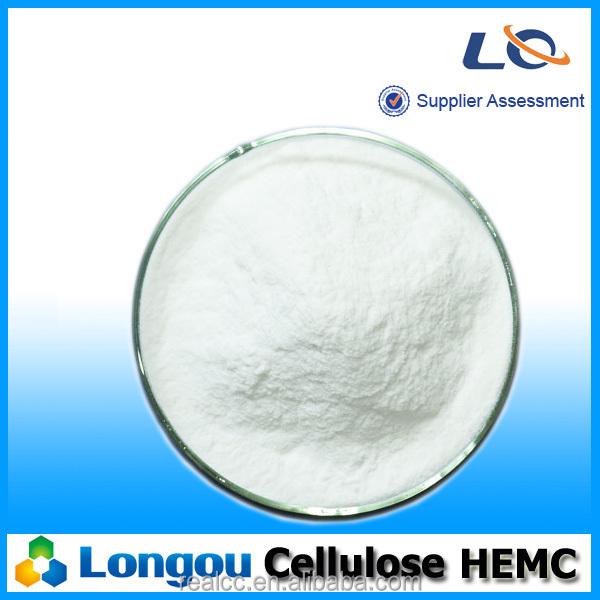 Hydroxyethyl methyl cellulose ether construction additives for tile adhesive
