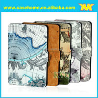 Professional OEM leather case China manufacture customized kindle paperwhite 2 case