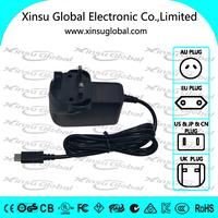 Shenzhen factory universal ac/dc power adapter 3.6v 2a USB type-c