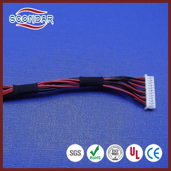 4pin JST 1.25MM Connector For Battery/electronic Toys/ Led Lamp Wire Harness