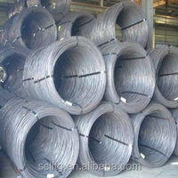 a36/q235/st37-2 equivalent steel material wire rod