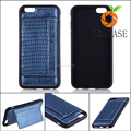 New product mobile phones and accessories leather for iphone6 7 8 case