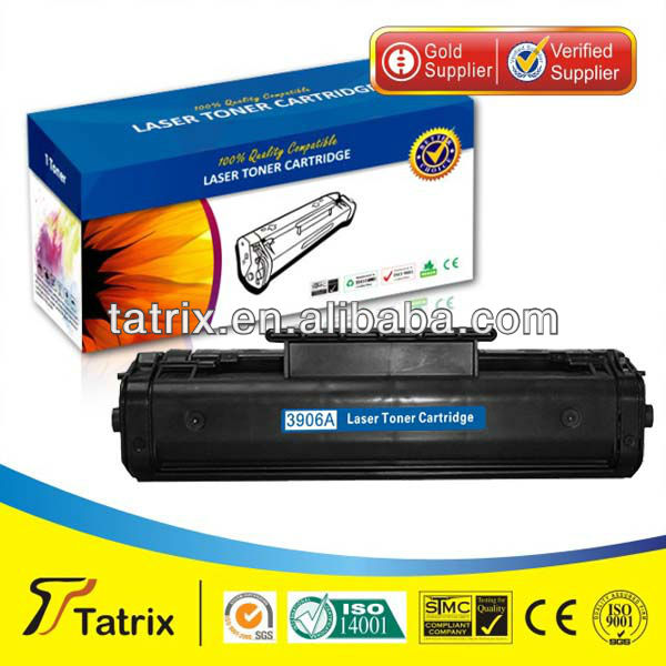Toner Cartridge For HP 3906F,Remanufactured Toner Cartridge For HP 3906F ,24 Months Gurantee