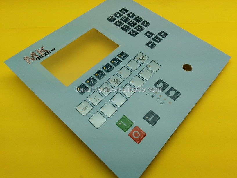 Industrial Automation Modern Control Panel