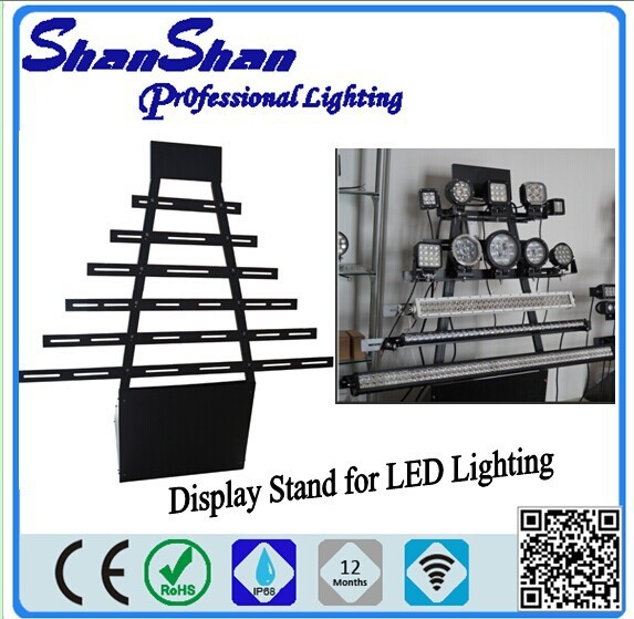 Factory Display Stand on Sale! Install led light bar, led work light and other lights