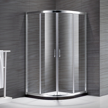 Euro Simple Round Sliding Shower Room/Shower Enclosure
