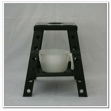 Powder coated balck aluminum Motorcycle main stand(HS-MM2)