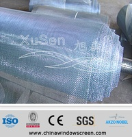 galvanized wire insect screen netting , window grill net , stainless steel door design