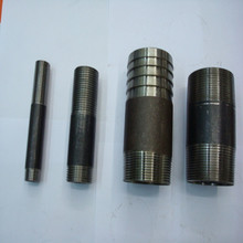 Galvanized Thread Bar Nipple Pipe Fittings