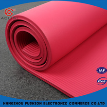 Professional manufacture cheap indoor exercise fitness yoga mat