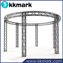 aluminum global truss/circle truss system/cheap truss stand