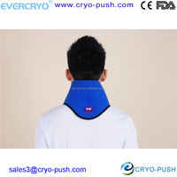 Medical Cool Gel Ice Wraps / Packs for Neck Pain Relief