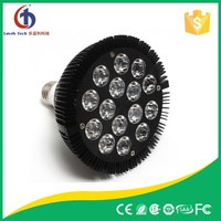 Free Sample 45W 2400LM 225 Indoor Garden Plant LED Grow Light Hanging Light Silver
