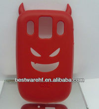 2013 pomotion New Fashion Silicone Mobile Case Cover