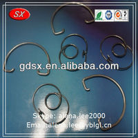 various shape decorative wire form,spring wire forming