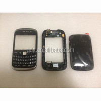 Full Housing Cover For Blackberry Curve 9320(black/white/red/pink/yellow)