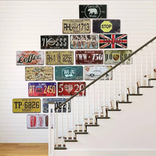 2018 NEW ARRIVAL 5% OFF Decorative Custom Made Vintage Metal Tin Signs