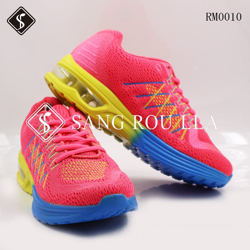 High quality fashion sport running shoes