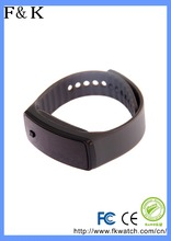 Promotional gift digital custom silicone watch