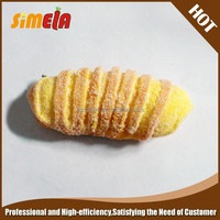 Simela promotional fake artificial bread