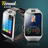 Smart watch with camera MTK5260 for iphone smart watch 1.5'' LG screen unlocked smart watch mobile phone
