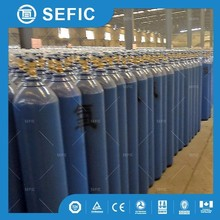 Quality-Assured 150Bar 20L Seamless Steel Oxygen Cylinders Capacity
